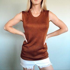 Zara Knit Tank Top